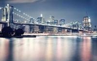 Нью-Йорк. Бруклинский мост 1