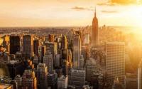 Нью-Йорк просыпается