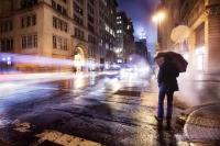 Нью-Йорк. Ночная прогулка